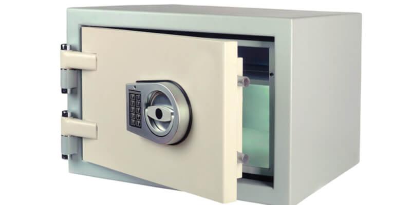open digital safe - Safes NYC