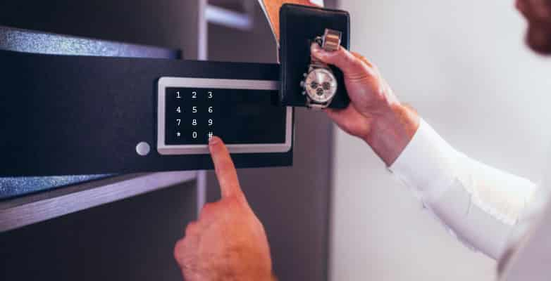 open hotel safe - Safes NYC