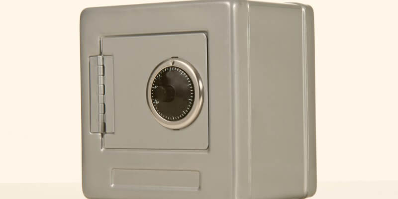 Open Sentry Safe without Combo - Safes NYC