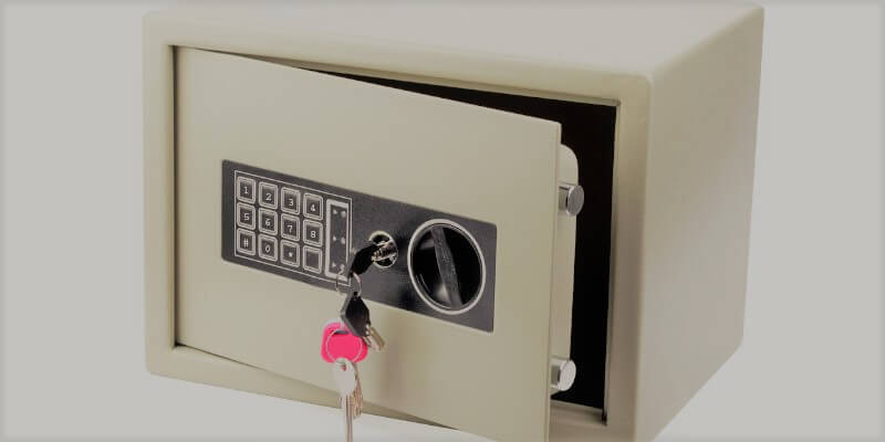 can you open a sentry safe with just the key - Safes NYC